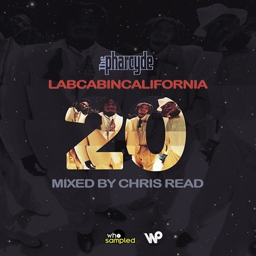 The Pharcyde 'Labcabincalifornia' 20th Anniversary Mixtape mixed by Chris Read