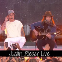 Cover mp3 Justin Bieber Performs Love Yourself LIVE on Ell