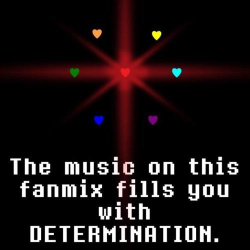 DETERMINATION mix