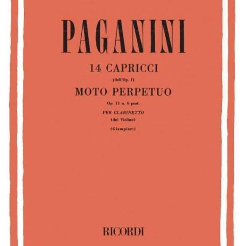 Paganini No. 15 - Giampieri 8