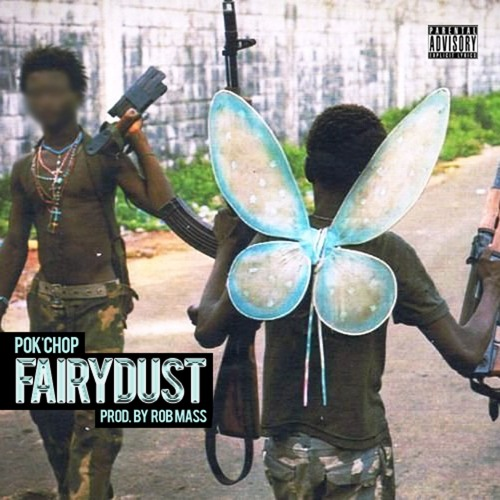 Rob Mass - Fairy Dust Feat Pok'Chop (Original Mix)