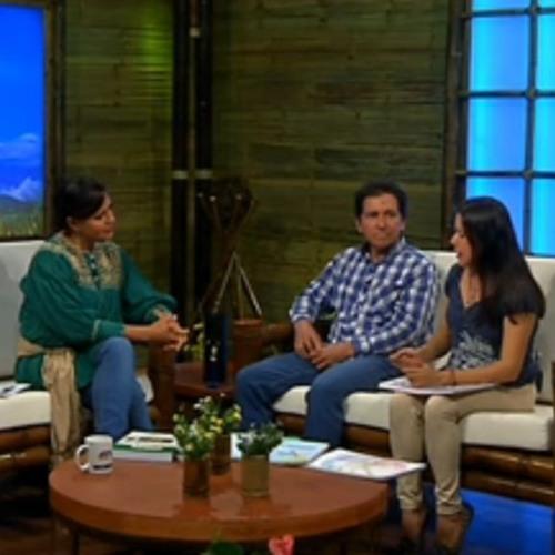 Entrevista RTV Red de Huertos escolares y Comunitarios
