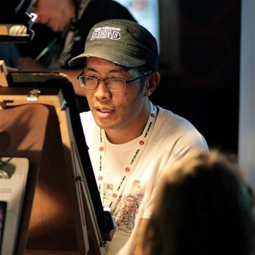#102 Comic book artist Stan Yan