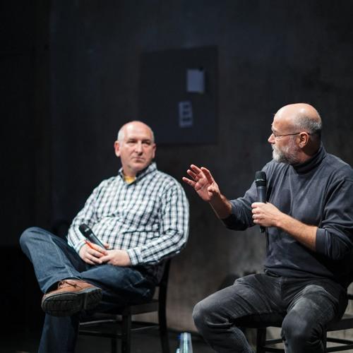 Yochai Benkler and Michel Bauwens