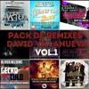 David Villanueva  - Pack Remixes 'EXCLUSIVOS' (vol.1) [TRACKLIST en DESCRIPCION] [FREE DOWNLOAD]