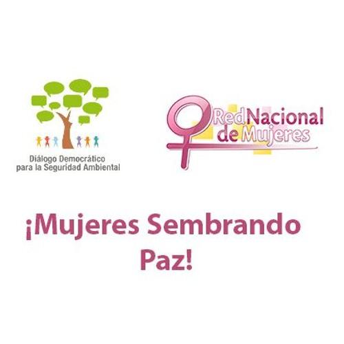 Mujeres sembrando paz - 1
