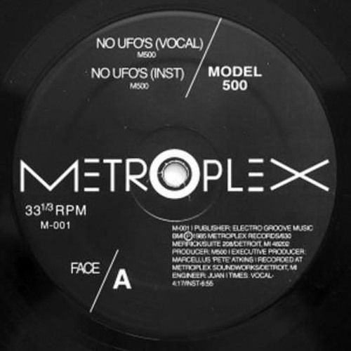 Metroplex DJ Mix
