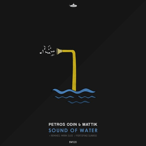 Petros Odin & Mattik - Sound of Water (Mark Slee's Shinjuku Rain Dub)