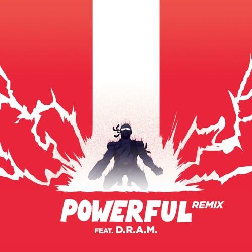 major lazer powerful dram remix