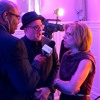 Nathan Lane & Jackie Hoffman talk about Shaiman,Wittman, and hosting  at the big gala.