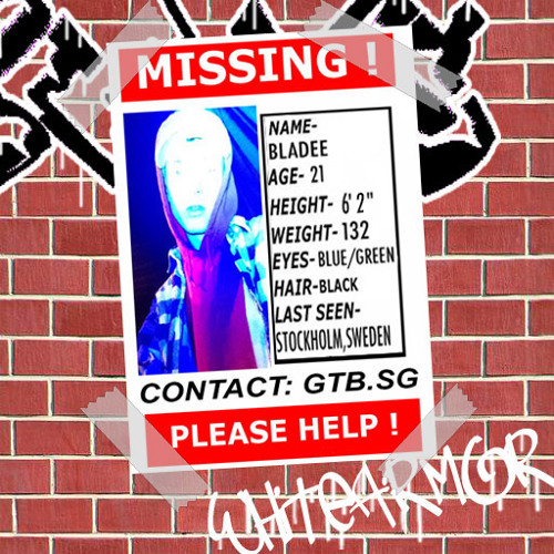 bladee missing person by drain gang – Missing Person Picture