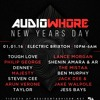 Download AudioWhore NYD 2016 - Majesty Mix Mp3