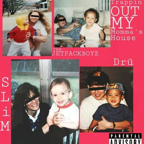 D.W.M- Trappin Out My Momma's House (Prod. BirdieBands)
