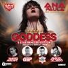 QHM007 - Ana Paula feat. Carol Campos - Goddess (Manuel De Diego Remix)