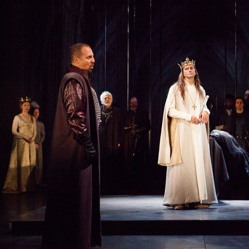 Richard II Director's Talk with Greg Doran at the Royal Shakespeare Theatre, 16 October 2013