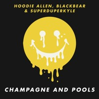 Hoodie Allen - Champagne And Pools (Ft. Blackbear & KYLE)