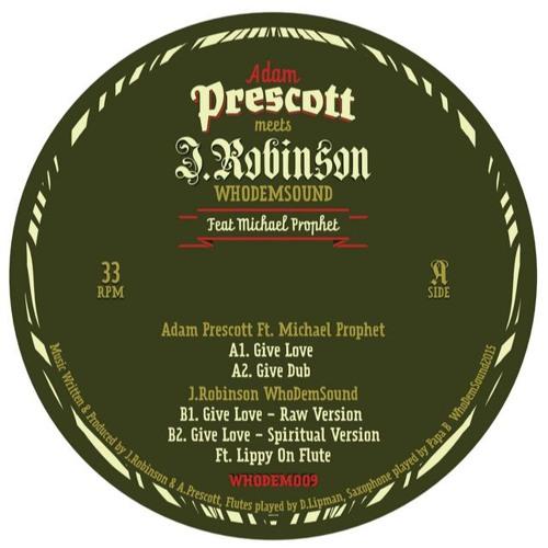 Adam Prescott meets J.Robinson WhoDemSound ft. Michael Prophet (WHODEM009) [FKOF Promo]