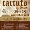 TARTUFO AL BORGO - Ceppaloni (BN) il 28 e 29 Novembre 2015 © Radio Company 2015