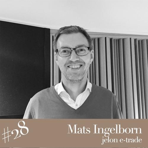 Mats Ingelborn, Jelon E-trade