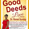 Renee Sunday's tracks - Are You A Successful Blogger? Attorney, Blogger Kimberly Kim Goins stops by Good Deeds with Host Dr. Renee Sunday (made with Spreaker)