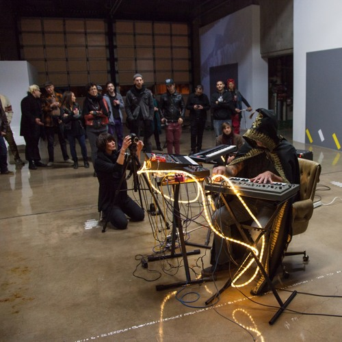 Eric Schlappi Live at Sound+Noise