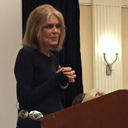 Gloria Steinem Delivers Keynote Address on Feminism, Eating Disorders | 11.19.2015 | WHYY News