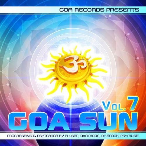 Space Venom & Nufx  _  Spiritual Mode (Goa Records)