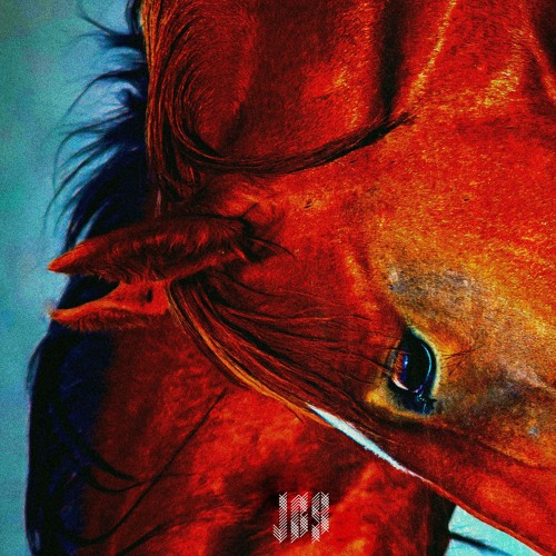 Jumping Back Slash - Horses