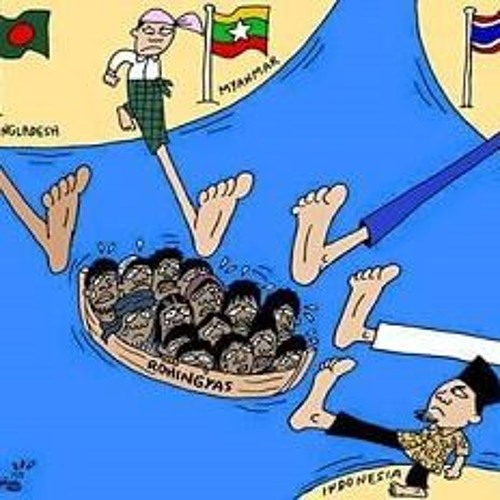 The Oppressed Rohingya Calls You In Arabic & English