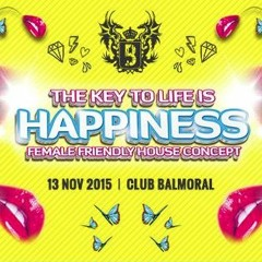 SEMMER @ Happiness Balmoral 13 - 11 - 15 (04-05h)