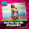 Alexx Slam & Kolya Dark - Want You Take Me (Original Mix)