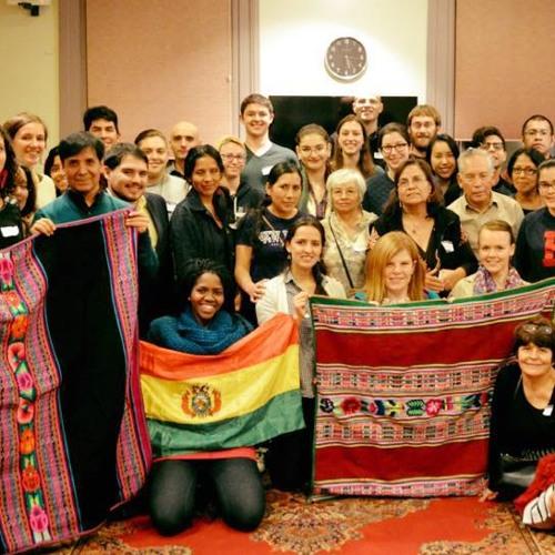 #QuechuaAlliance: Voces y Sonidos del Conferencia de Quechua, 11.14.15