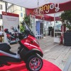 Enjoy presentation Piaggio MP3 | Scooter sharing