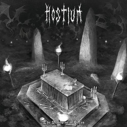 Hostium - Bloodwine Chalice