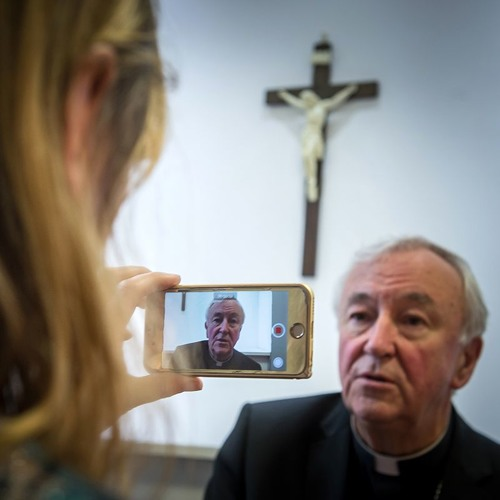 What did the Catholic Bishops of England and Wales discuss at their recent meeting?