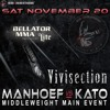 The MMA Vivisection - Bellator 146 & WSOF 25