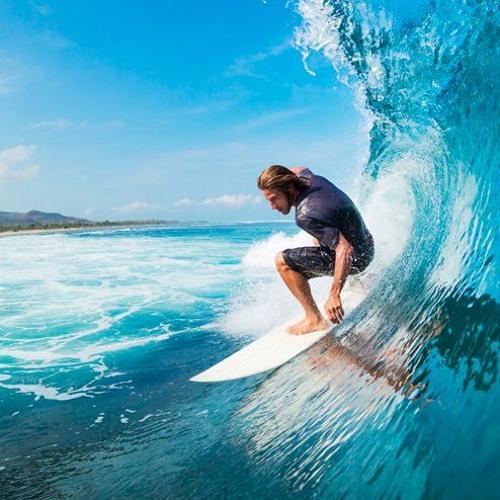Surf On Wave #adamaudio #surfer