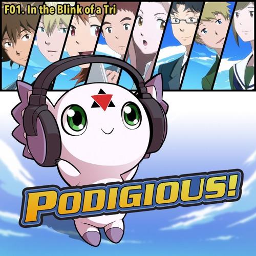 "F01: ""In the Blink of a Tri"" [Digimon Adventure Tri Ch1]"