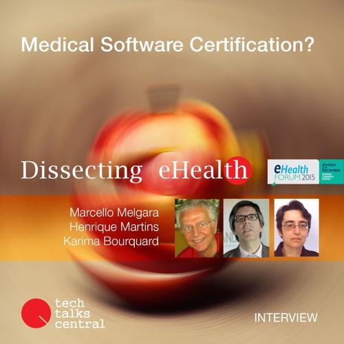 TTC #206 Medical Software Certification?