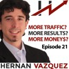 Episode 21 - How To Optimize Your Wordpress Site For Speed And Sales With Clint Butler
