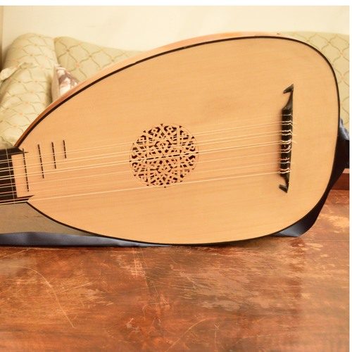 Dowland Lute