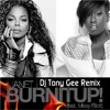 Janet Jackson feat. Missy Elliot - Burn It Up (TG Fire Mix)