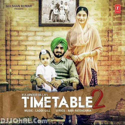 Time Table 2 - Kulwinder Billa - DJ Gugz