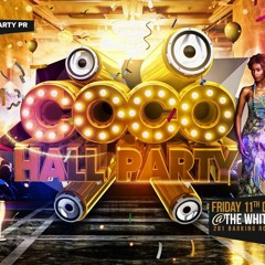 #CocoHallParty Hiplife X Highlife Mix @PocksYNL