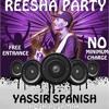 Tom Hi Ho - Yassir Spanish (LIVE REESHA)