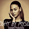Right By Myside - Jay-Z ft. Beyonce Type Beat