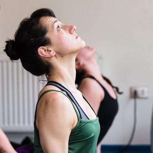 María Paz Briones - Instructora de Ashtanga Yoga