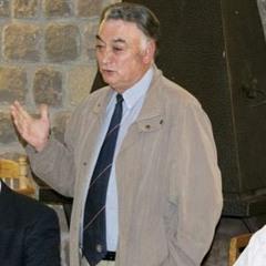 Dr. Patricio Reyes - Químico y Profesor Emérito UdeC