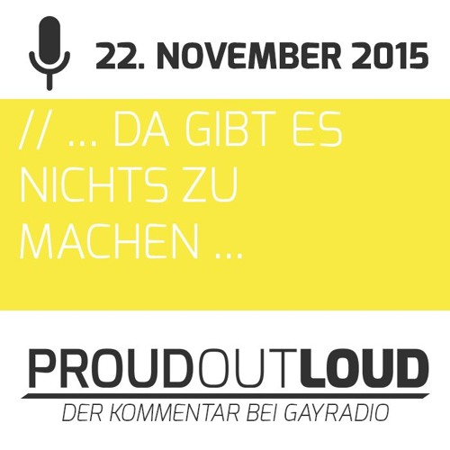 ProudOutLoud