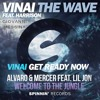 The Wave vs Welcome To The Jungle vs Get Ready Now (Giovanni Messina Mashup)